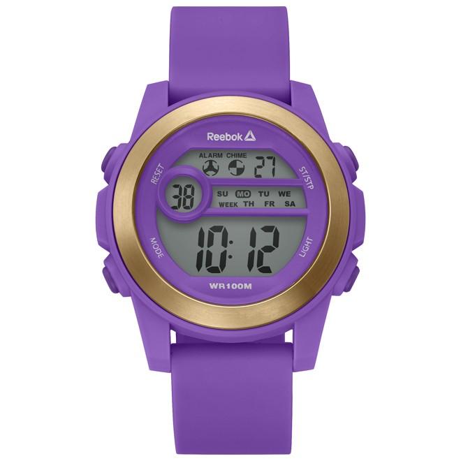 Reebok Women's Watches RB RD-MOS-L9-PUPU-S3